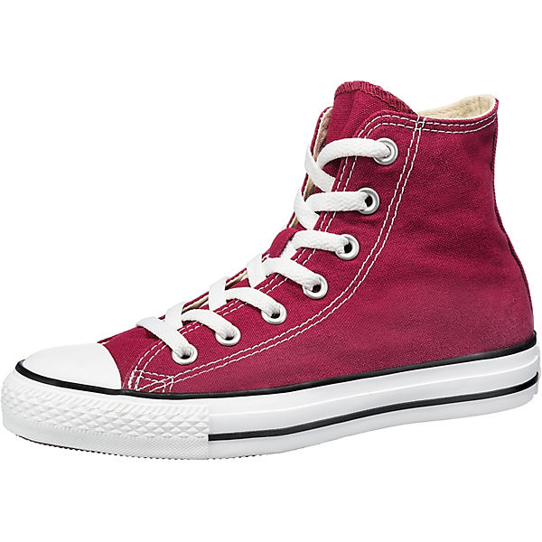 CONVERSE, All Star Sneakers High, dunkelrot   mirapodo 4b02bf2f23