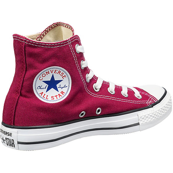 CONVERSE Chuck Taylor All Star Seasonal Hi Sneakers dunkelrot