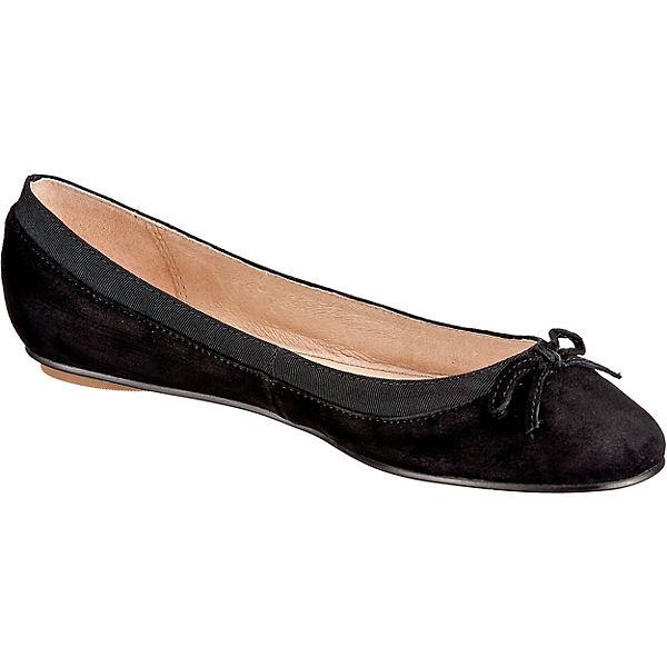 BUFFALO Klassische Ballerinas schwarz