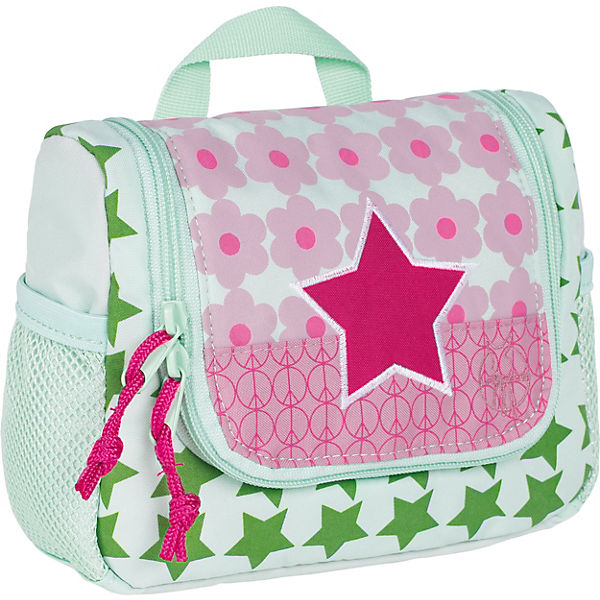 Kulturbeutel 4kids, Mini Washbag, Starlight magenta