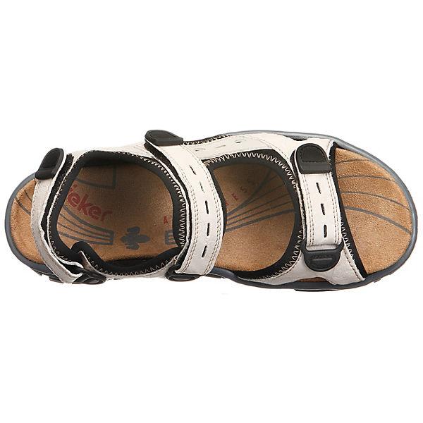 rieker rieker Sandalen beige-kombi