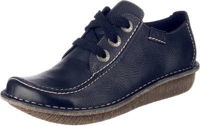 Kaufe Clarks Funny Dream Blue Grey Womens Shoes