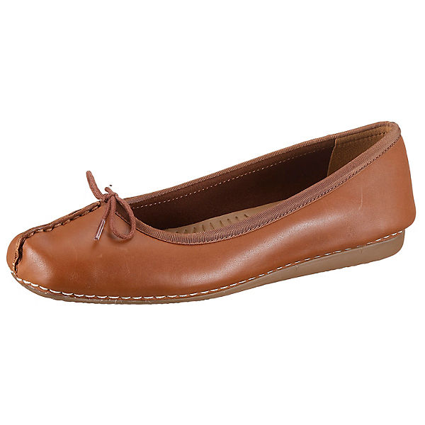 Clarks Freckle Ice Ballerinas