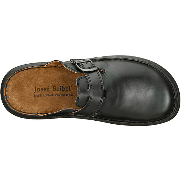 schwarz Josef Madrid Pantoffeln Josef Seibel Seibel Pantoffeln Madrid schwarz U6Sqf