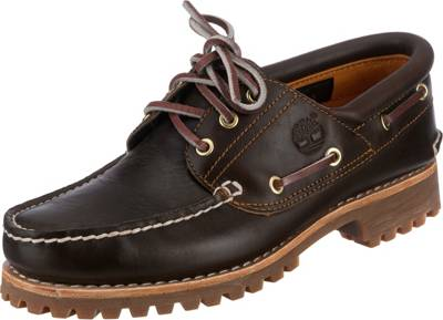 Timberland, Authentic 3 Eye Bootsschuhe, braun