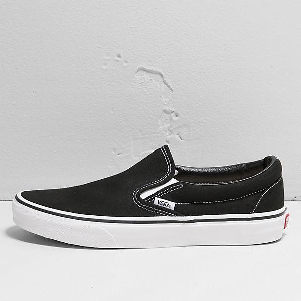 VANS Slip Classic On VANS schwarz Sneakers v76SRx