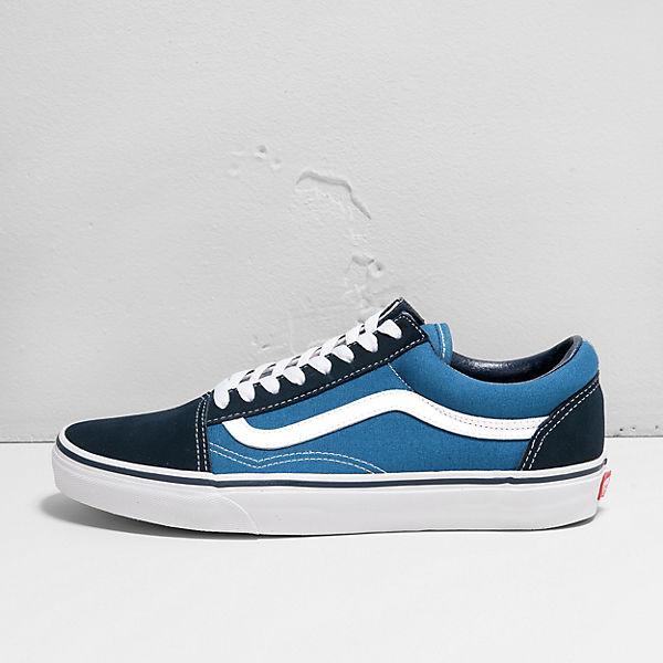 VANS UA Old Skool Sneakers Low blau-kombi