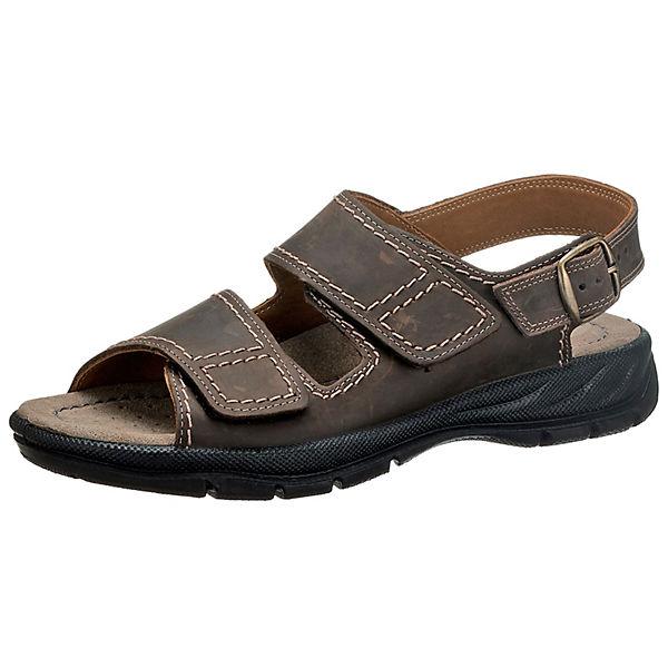 Beste Wahl JOMOS Activa Komfort-Sandalen braun