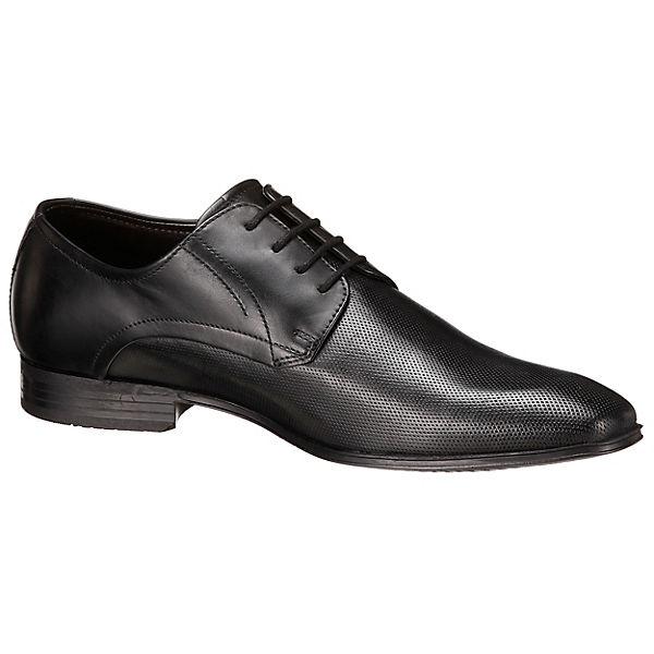 bugatti,  Mattia Business-Schnürschuhe, schwarz  bugatti, Gute Qualität beliebte Schuhe e278db