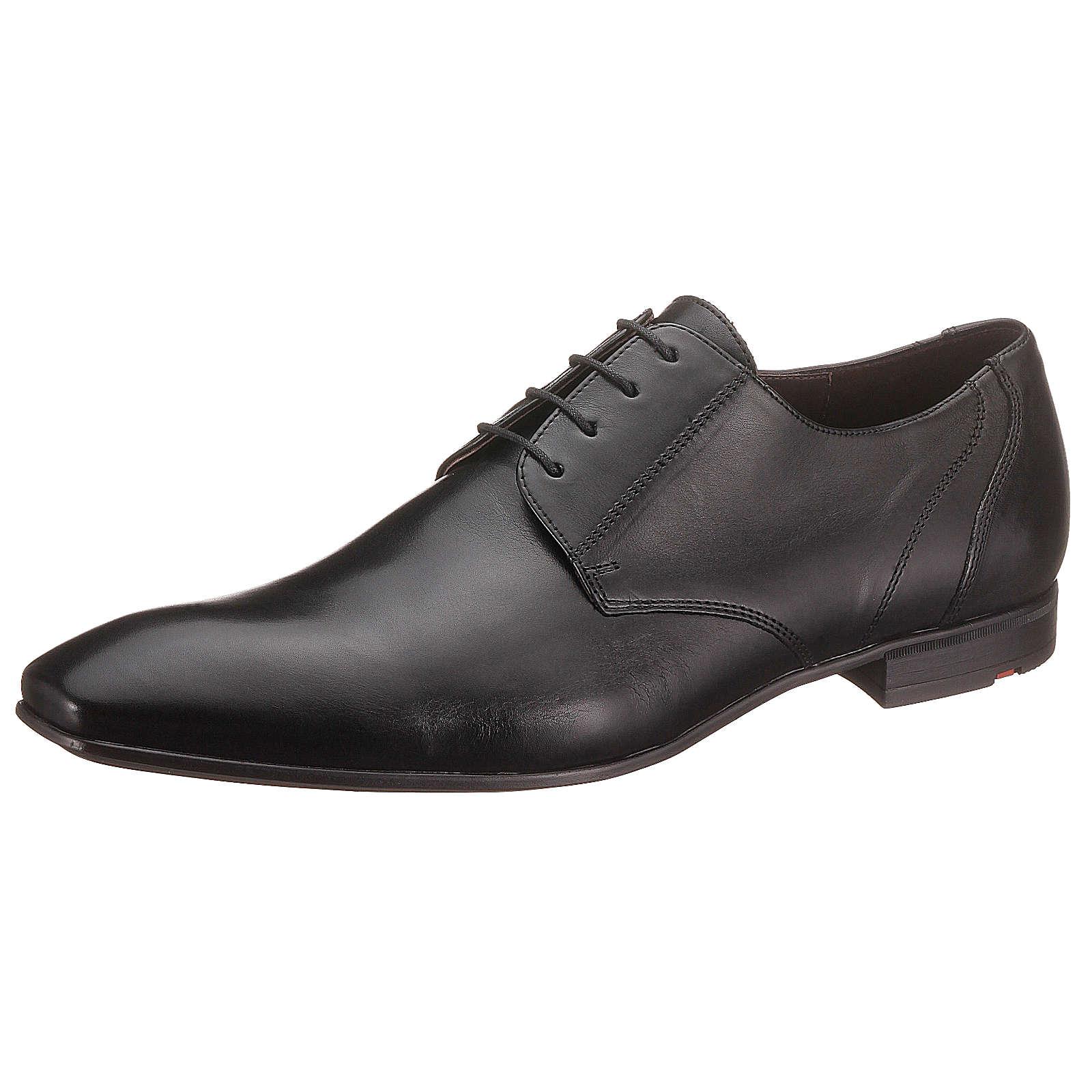 LLOYD Business Schuhe schwarz Herren Gr. 43