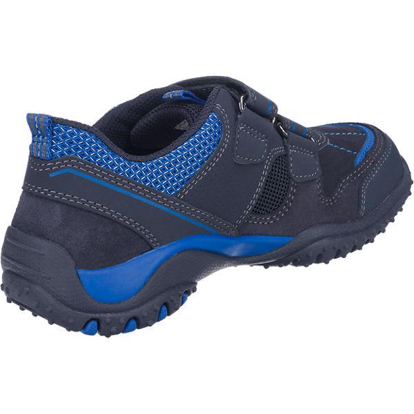 superfit Kinder Halbschuhe SPORT4, Weite M4 blau