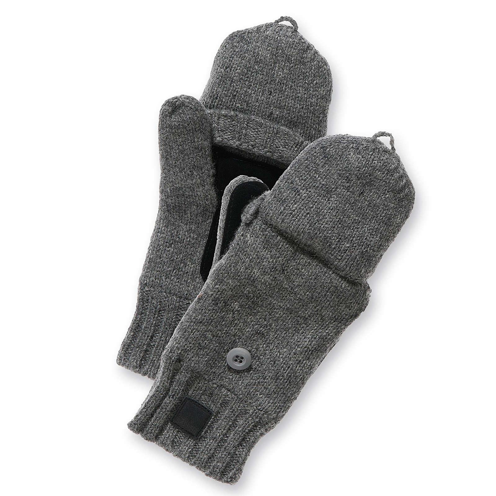 BARTS Haakon Handschuhe für Jungen grau Junge