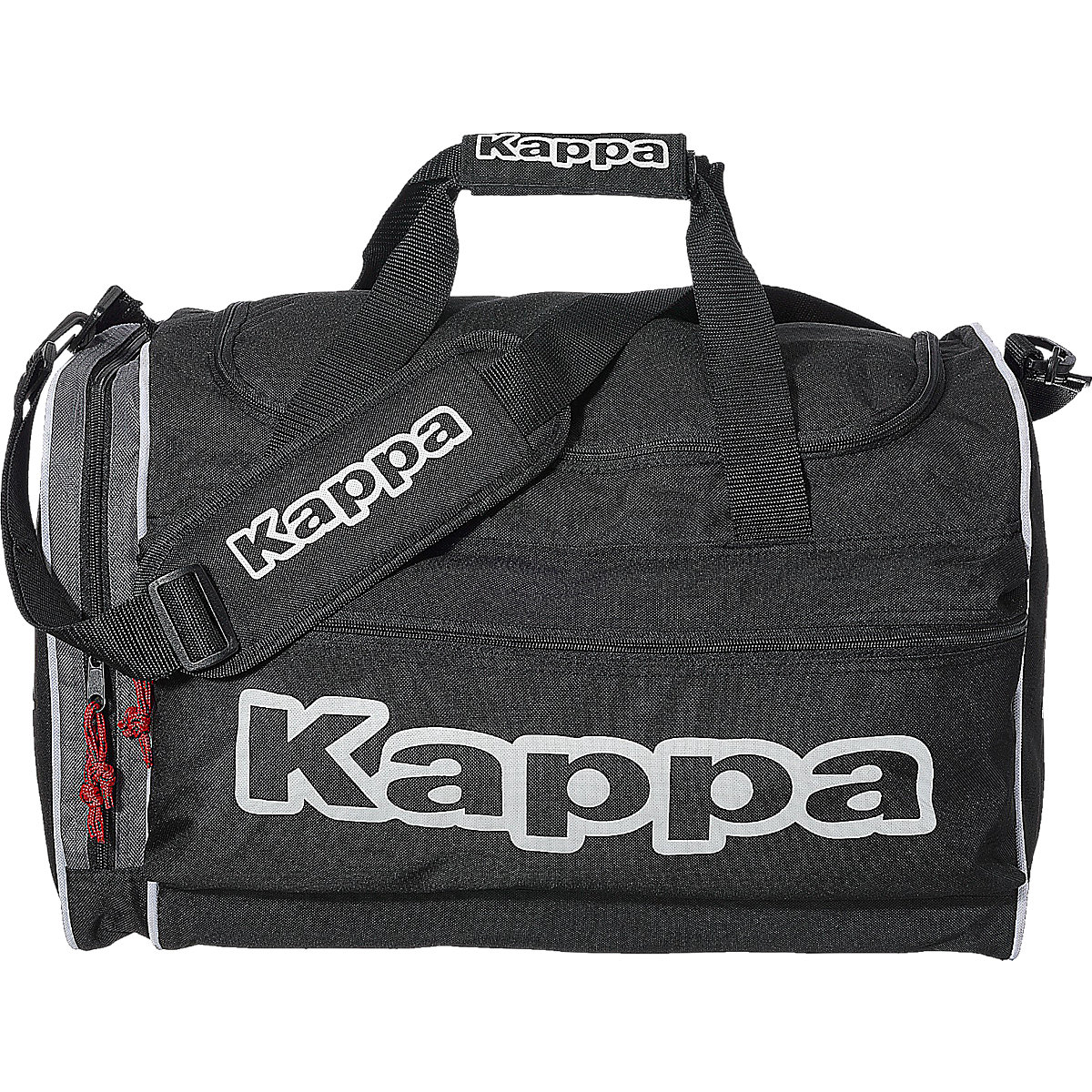 kappa kinder sporttasche greece 42 l schwarz mirapodo. Black Bedroom Furniture Sets. Home Design Ideas