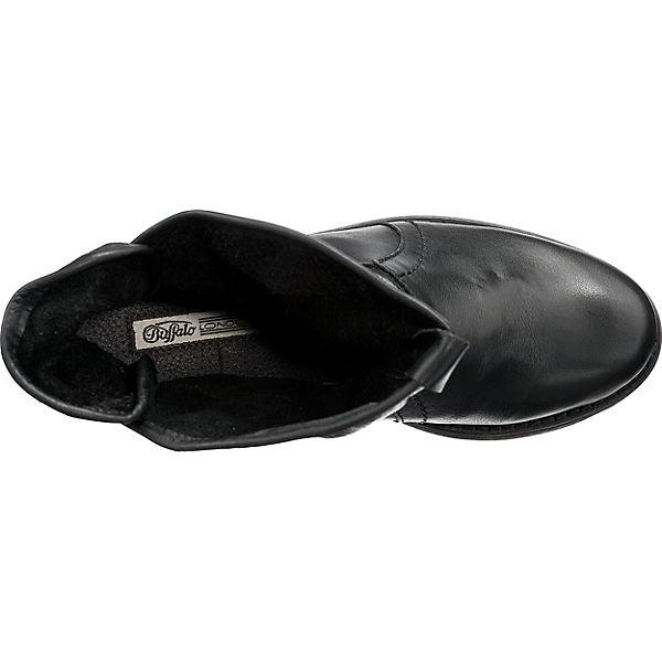 BUFFALO schwarz Stiefel BUFFALO schwarz BUFFALO Stiefel BUFFALO schwarz BUFFALO Stiefel BUFFALO qrXEc4rw