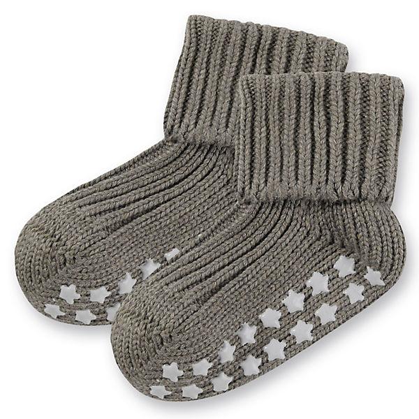 FALKE Catspads Kinder Socken braun