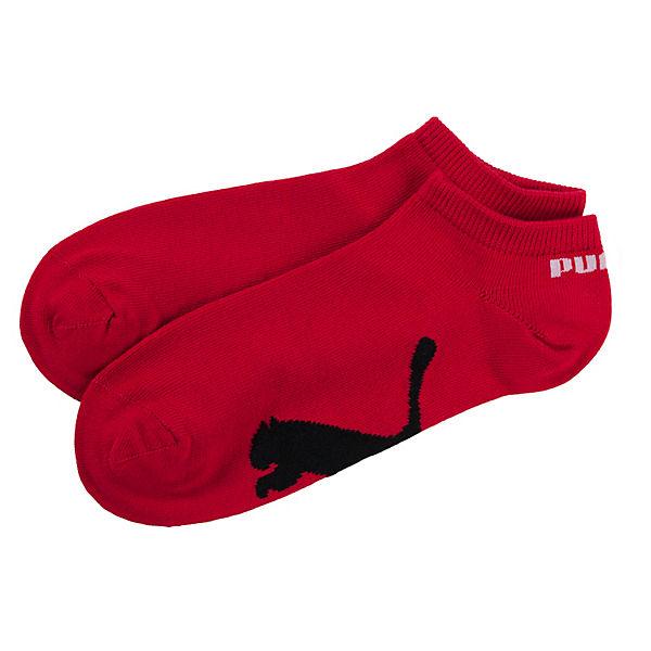 PUMA PUMA 3 Paar Sneakersocken Socken schwarz-kombi