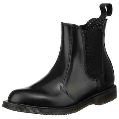 Flora Polished Smooth Damen Chelsea Boot