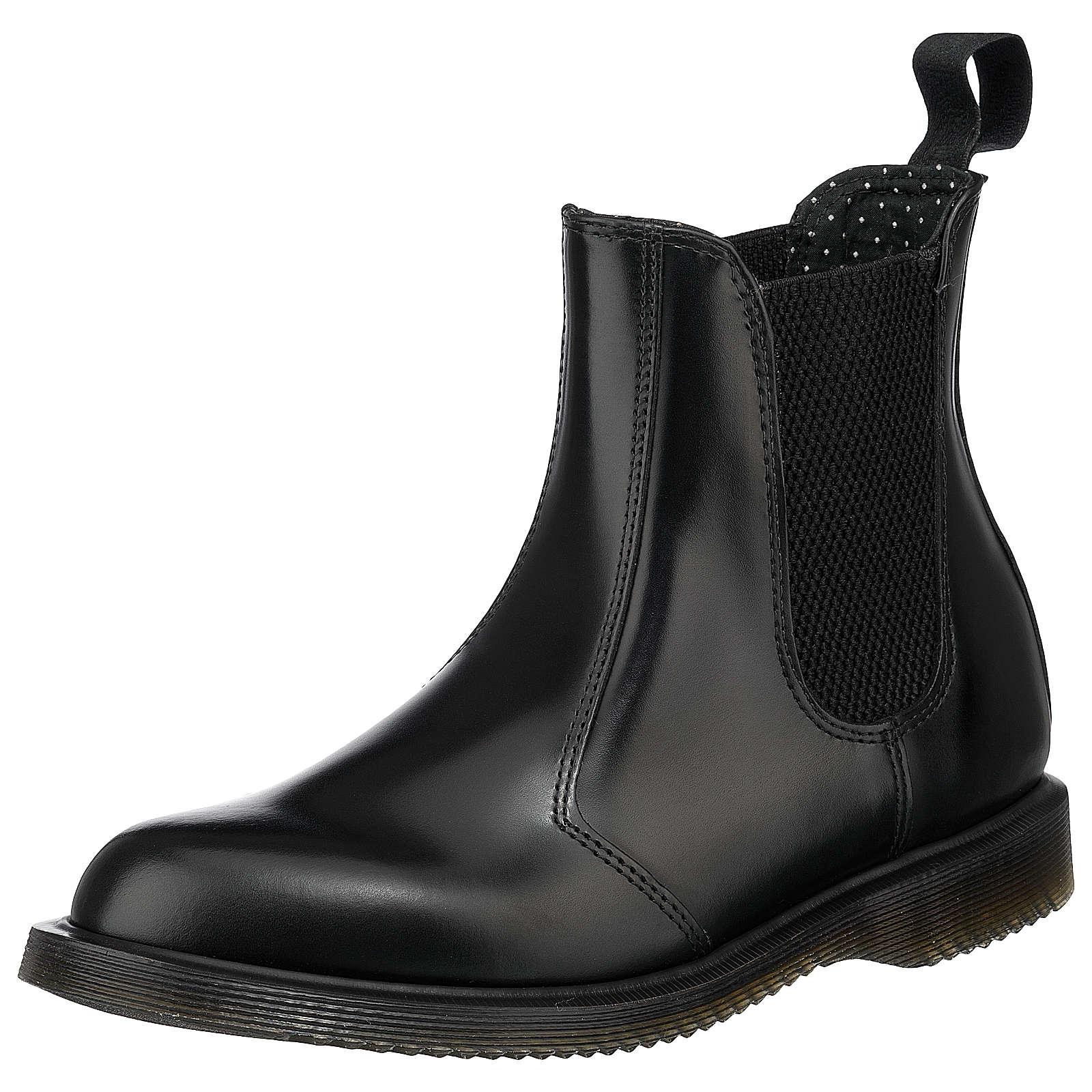 Dr. Martens Flora Chelsea Boots schwarz Damen Gr. 40