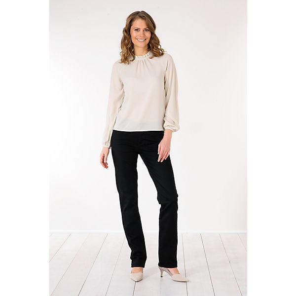 Curve schwarz Straight Levi's® Jeans Leg Demi qPxangYF