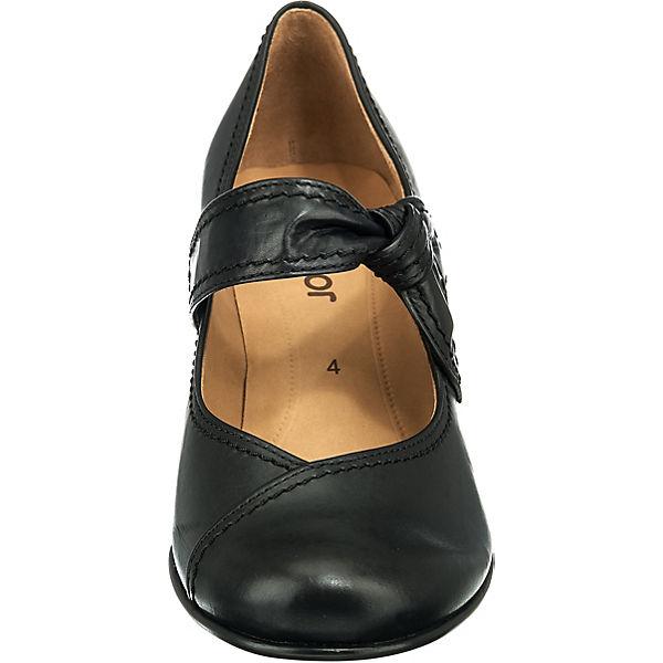 Gabor Klassische Pumps schwarz  Gute Gute Gute Qualität beliebte Schuhe ef2de9