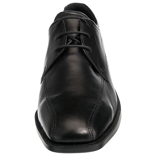 size 40 bff04 62ff3 ecco, ecco Edinburgh Business Schuhe, schwarz | mirapodo