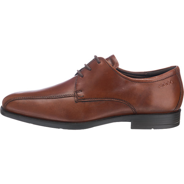 ecco ecco Edinburgh Business Schuhe braun