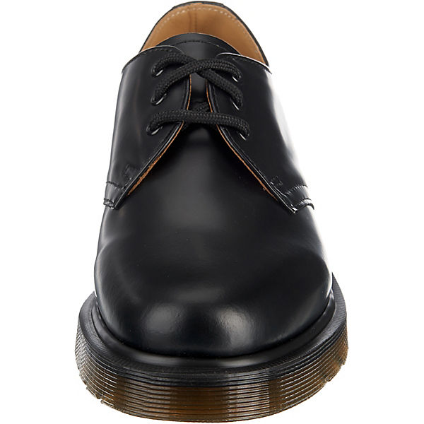 59 Halbschuhe Klassische 1461PW Martens schwarz Smooth Dr pt7wF