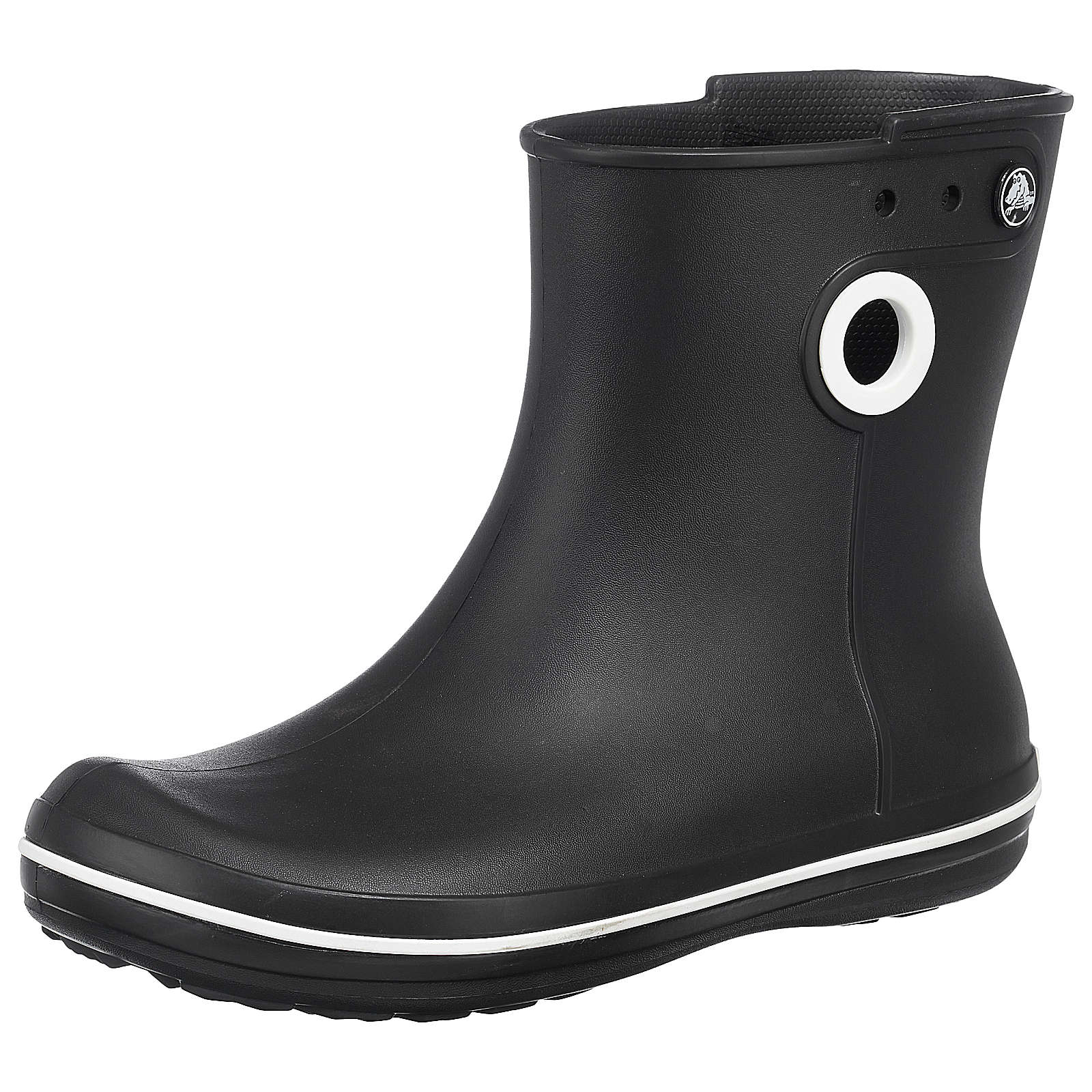 CROCS Jaunt Shorty Boot W Gummistiefel schwarz Damen Gr. 38/39