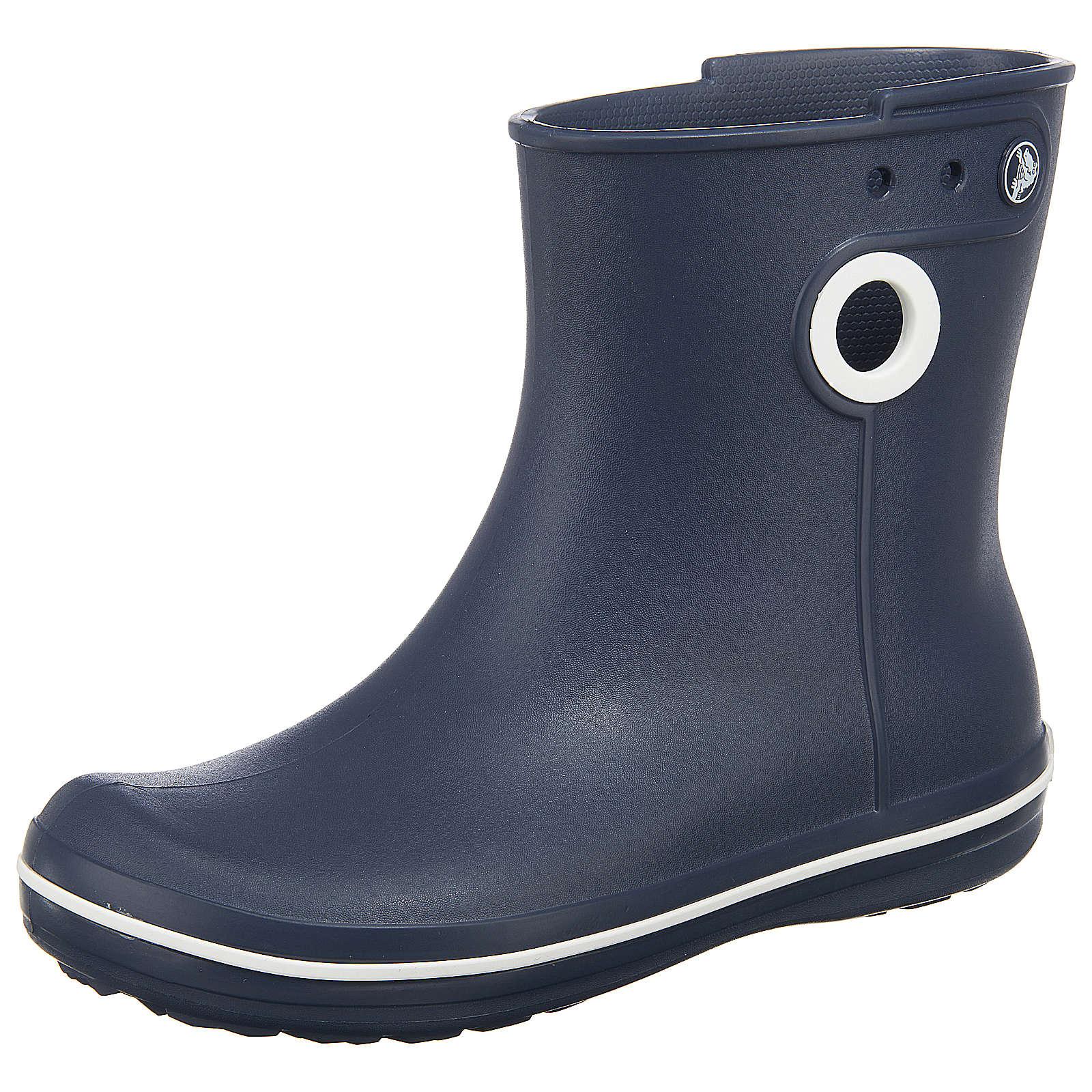 CROCS Jaunt Shorty Boot W Gummistiefel blau Damen Gr. 42/43