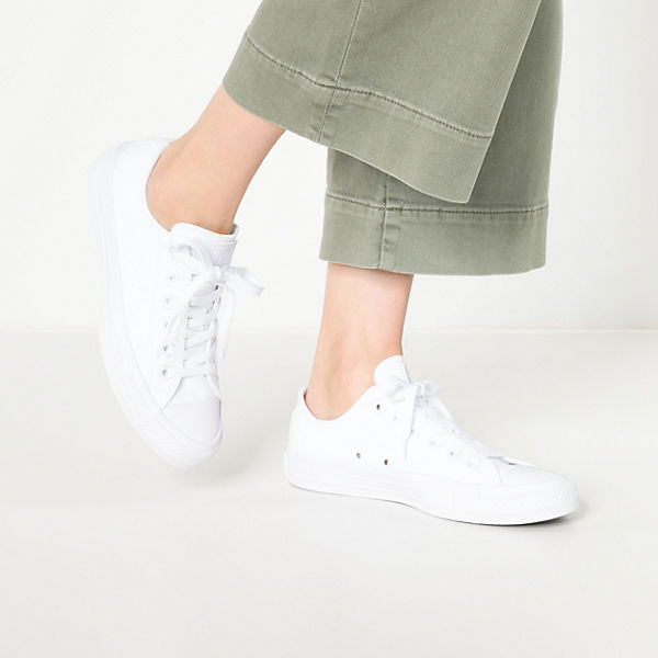 Low Ox CONVERSE weiß Chuck Sneakers Star All Taylor Sp 80A8rX