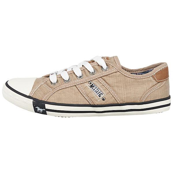 beige beige MUSTANG MUSTANG MUSTANG Low Low Sneakers beige Sneakers Low MUSTANG Sneakers Sneakers rtrwgS7q