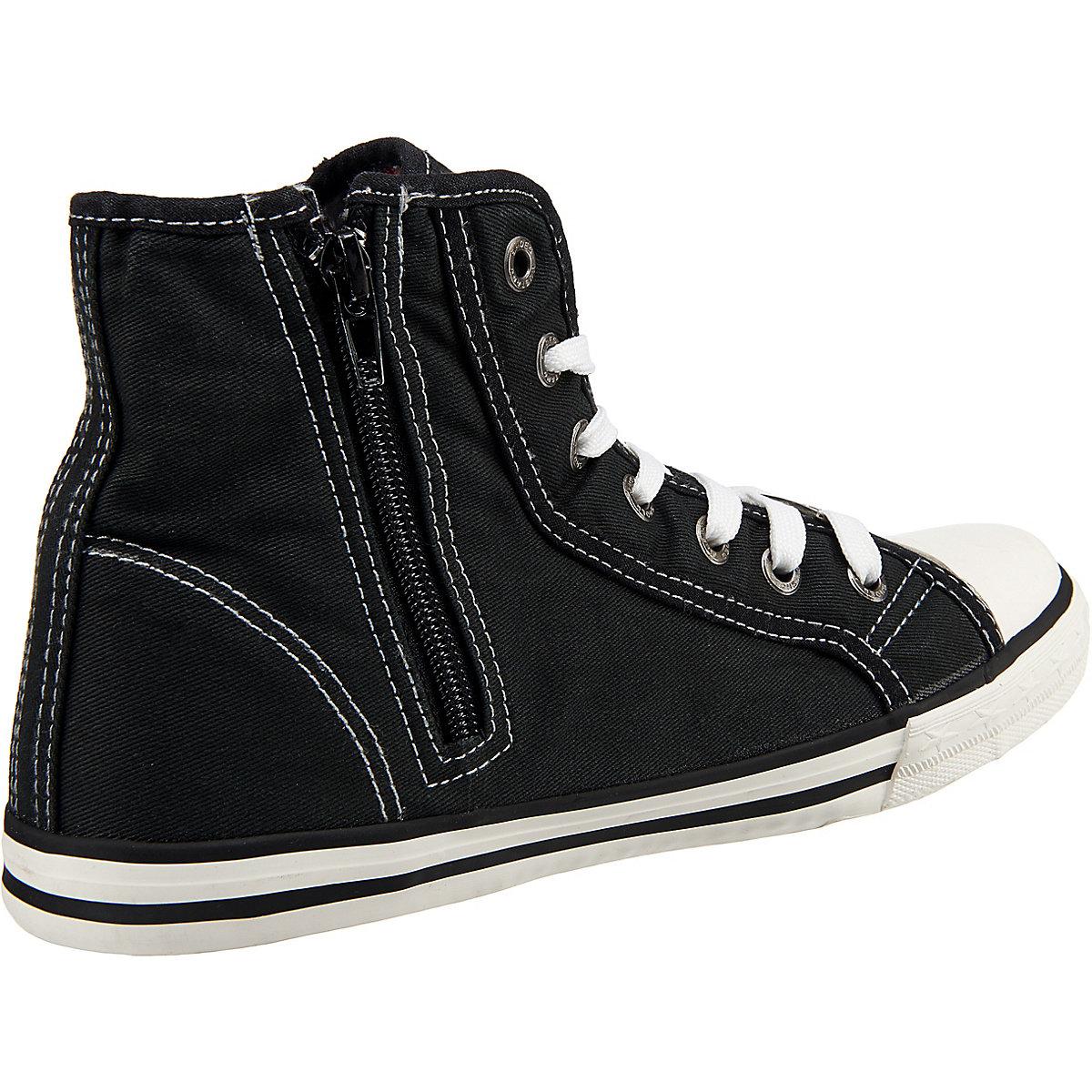 Mustang, Sneakers High, Schwarz Artikelnummer:3480696