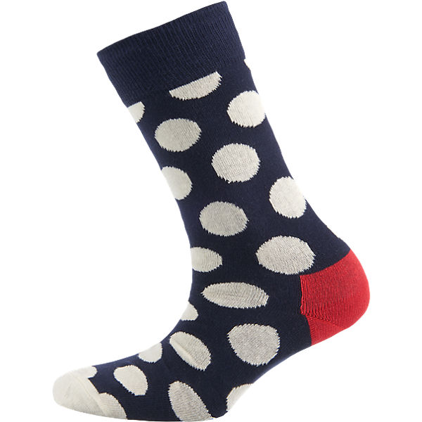 Paar blau Socks Socken ein Happy Dot Big kombi CqETYCxw