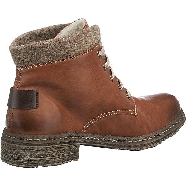 rieker, rieker Stiefeletten, Qualität braun  Gute Qualität Stiefeletten, beliebte Schuhe 910d70