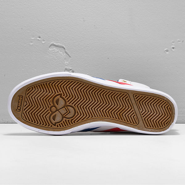 Sneakers weiß High hummel kombi Stadil S7q8ZZwPW