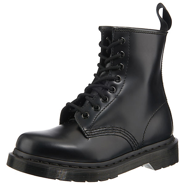 8 Eye Boot 1460 Mono Smooth Ankle Boots