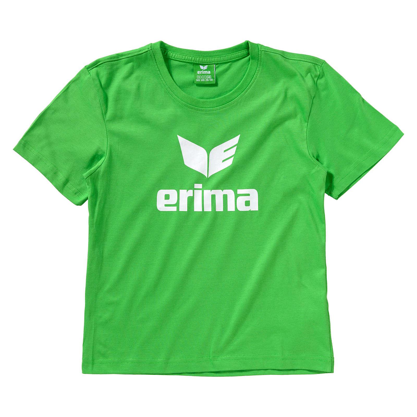 erima T-Shirt für Jungen grün Junge Gr. 116