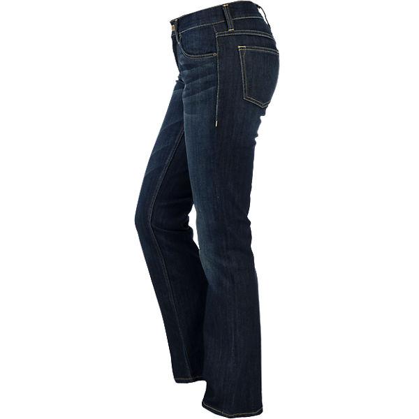 blue dark MUSTANG Bootcut Stretch Jeans Sissy denim 8O71qAX