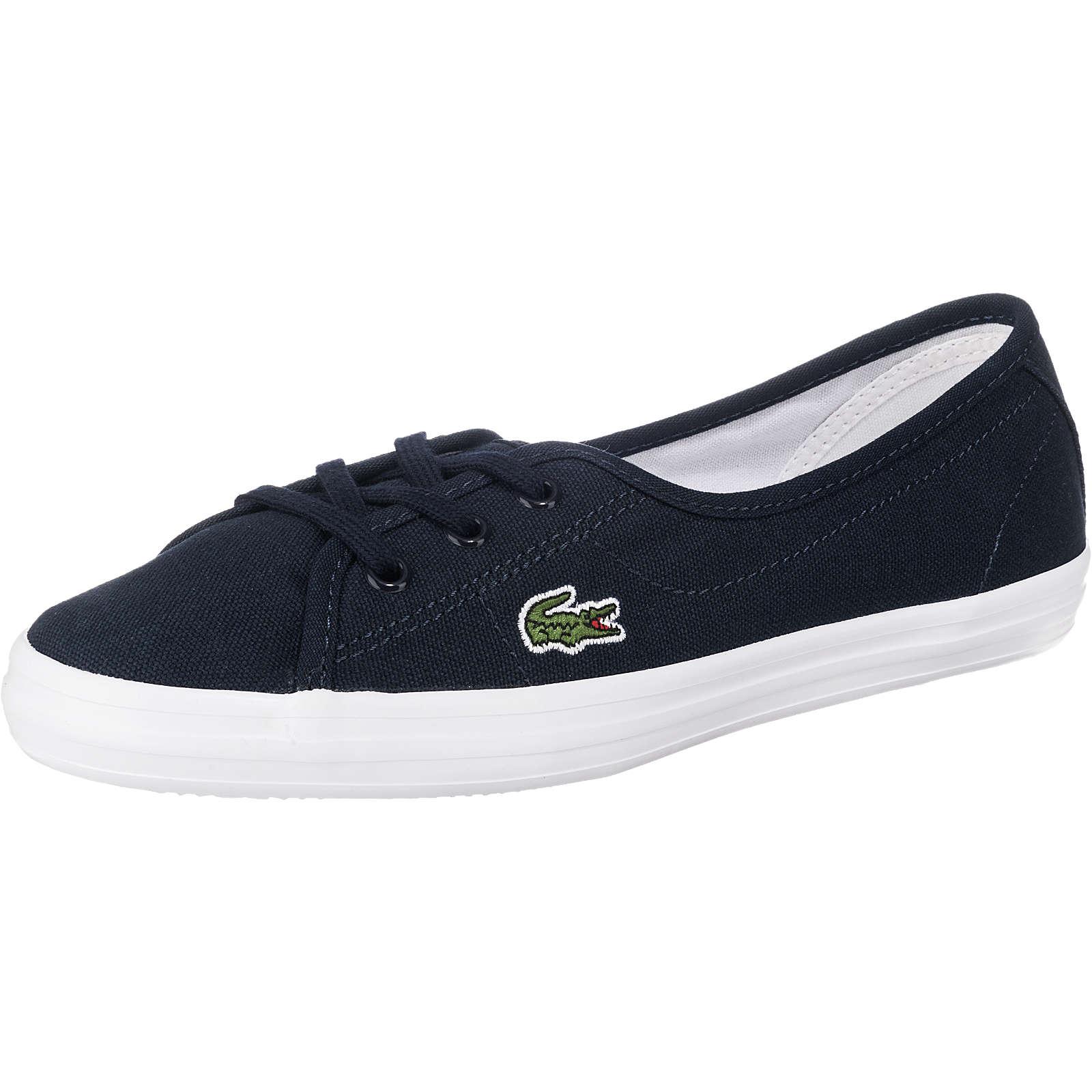 LACOSTE Ziane Chunky Lcr Spw Sneakers dunkelblau Damen Gr. 42