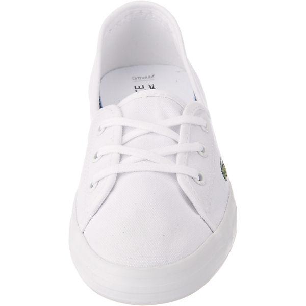 LACOSTE  LACOSTE Ziane Chunky Lcr Spw     LACOSTE         Sneakers weiß  Gute Qualität beliebte Schuhe 074708