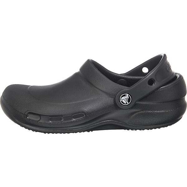 crocs, CROCS Bistro Clogs, schwarz