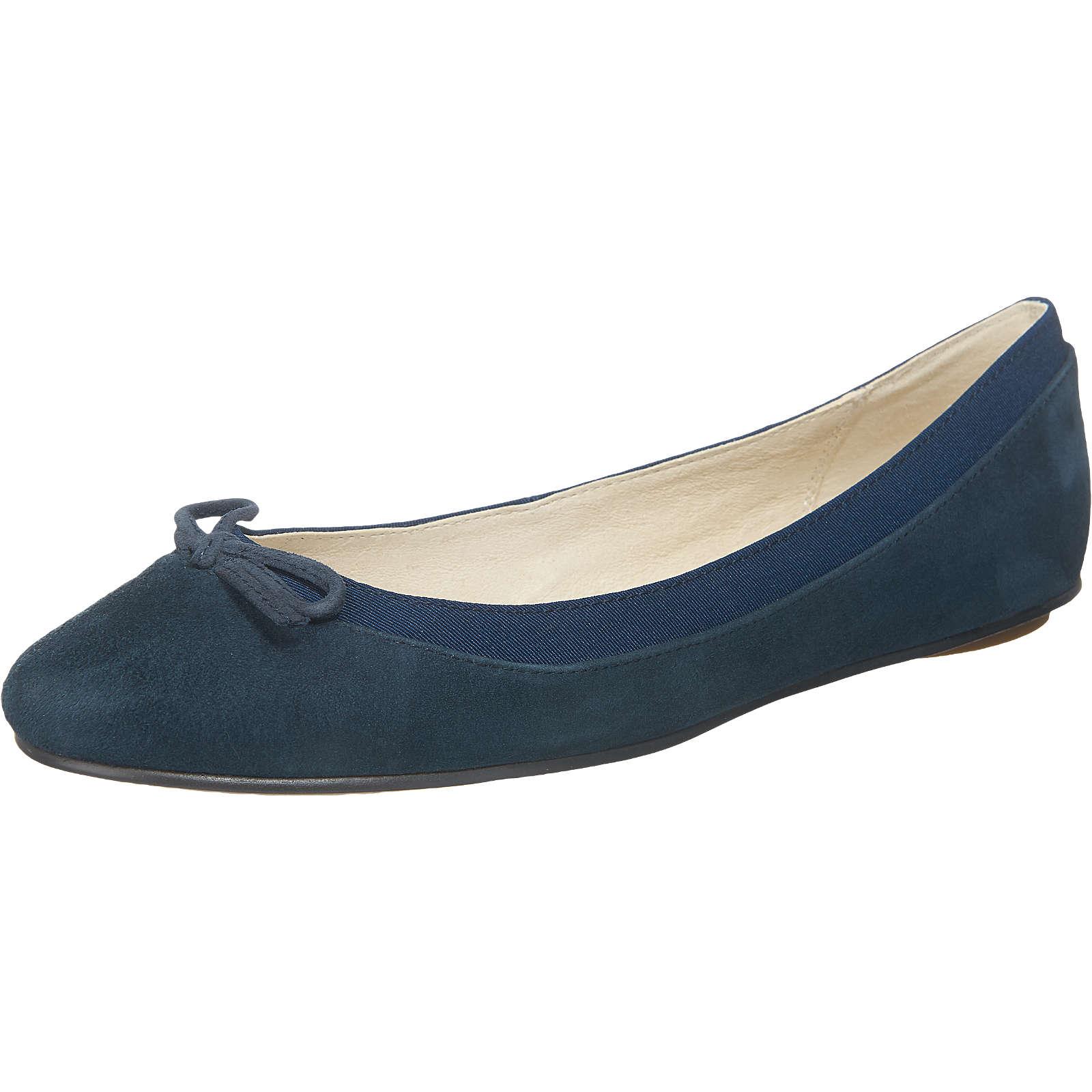 BUFFALO Ballerinas dunkelblau Damen Gr. 40