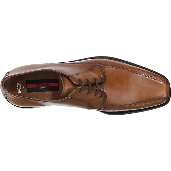 LLOYD,  Dagget Business-Schnürschuhe, cognac  LLOYD, Gute Qualität beliebte Schuhe 87076e