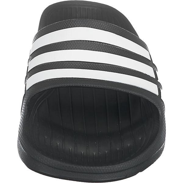 kombi schwarz DURAMO Badeschuhe adidas SLIDE Performance wqTRZT