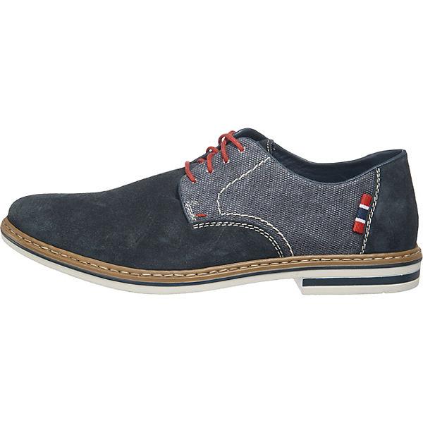 rieker, Freizeit Schuhe, blau   blau  3c914b