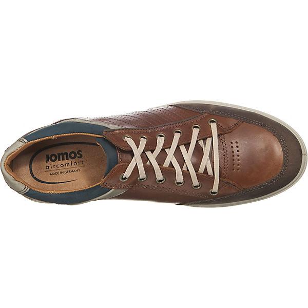 JOMOS, Sneakers, braun-kombi  Gute Schuhe Qualität beliebte Schuhe Gute e2837d