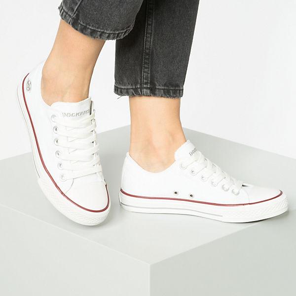 Gerli by weiß Low Sneakers Dockers qAvgpCg