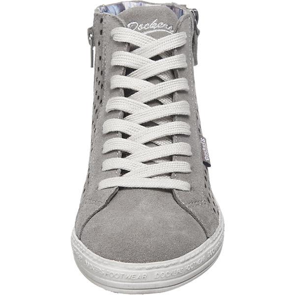 Dockers by Gerli Dockers by Gerli Laureen Sneakers grau