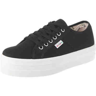 Barcelona Lona Sneakers Low
