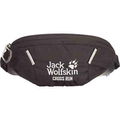3205ad443fd21 Jack Wolfskin Bauchtasche Cross Run ...